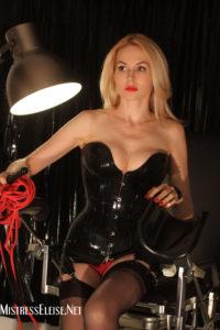 Mistress Eleise Elite London Dominatrix