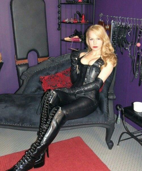 Mistress Eleise boots